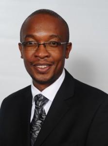 Johannesburg Mayor Parks Tau