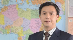 Huawei South Africa CEO Wilson Liu