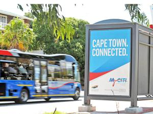 MyCiTi bus (City of Cape Town) Photo: Tracey Adams