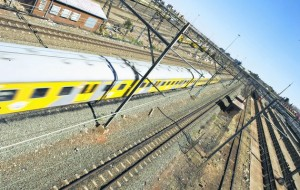 Metrorail's first new passenger train will arrive in November next year.