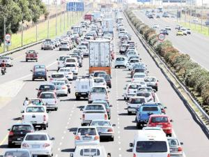 File photo: This backlog includes the strengthening and regravelling of roads.