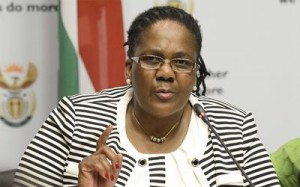 Transport Minister Dipuo Peters. Picture: TREVOR SAMSON