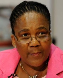 Transport Minister Dipuo Peters (File: Sapa)
