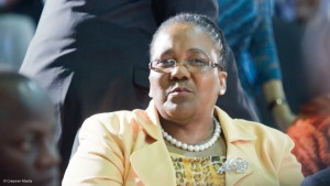 Minister of Transport Dipuo Peters. Photo: Duane Daws
