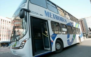 """Metrobus drivers are undergoing training in """"defensive driving tactics"""" to reduce the number of accidents. File photo Image by: Gallo Images / Sunday Times / Dudu Zitha"""